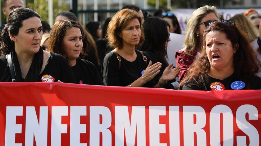 Federação de Sindicatos de Enfermeiros marca greve nacional para dia 31