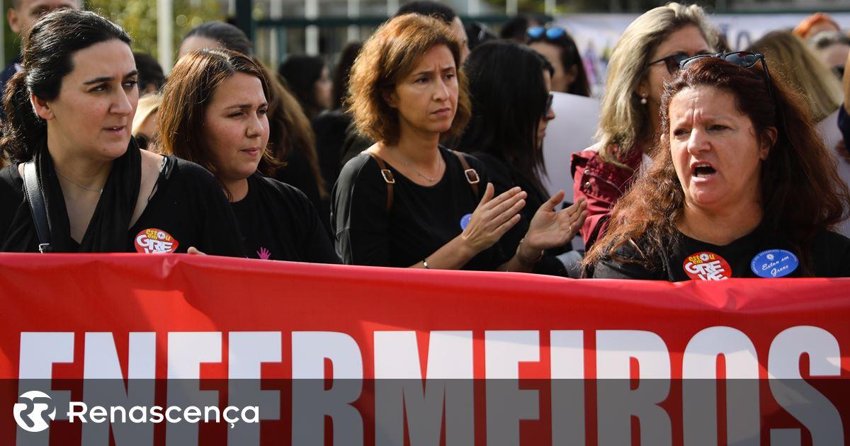 Resultado de imagem para Enfermeiros mantêm greve entre 22 e 25 de Janeiro