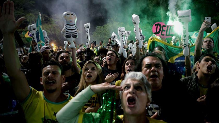 A noite em que o Brasil mudou