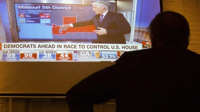 EUA. Trump perde Câmara dos Representantes, mas mantém Senado