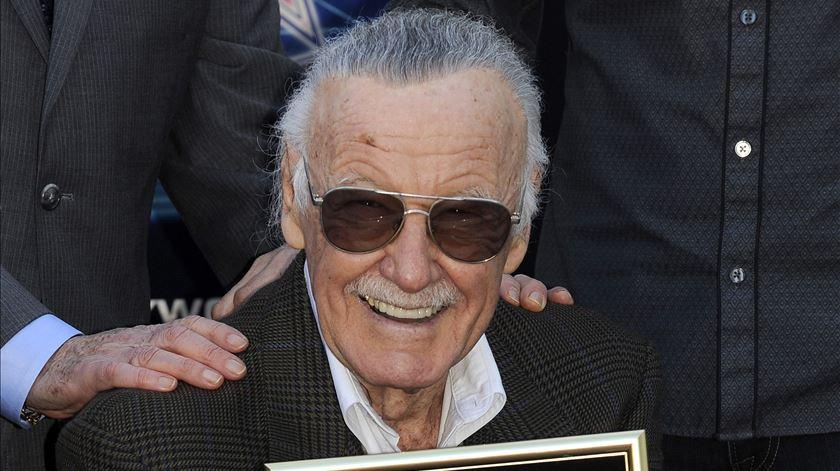 """Filipe Homem Fonseca recorda Stan Lee como """"um dos maiores criadores do séc. XX"""""""