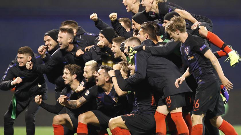 Croácia entra com o pé direito na qualificação para o Europeu 2020