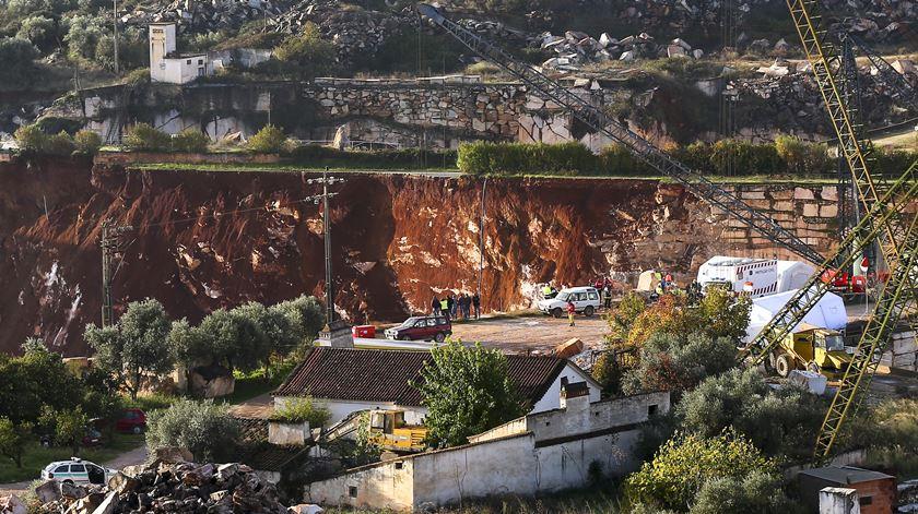 Equipas de resgate especializado estarão em Borba por tempo indeterminado