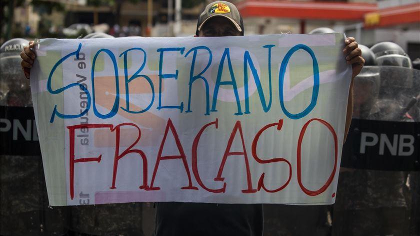 """Venezuela. """"Profunda degradação humana e sofrimento infinito"""""""
