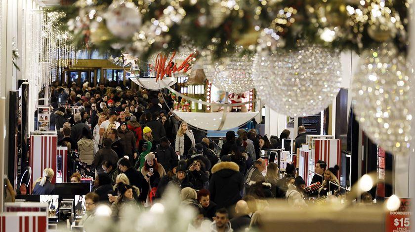 Compras de Natal podem dar dores de cabeça