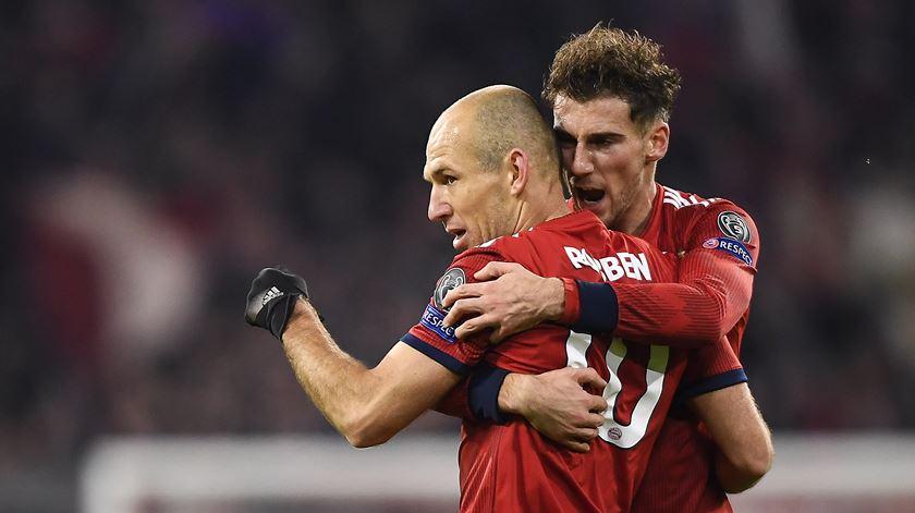 PSV Eindhoven tenta regresso de Robben no verão