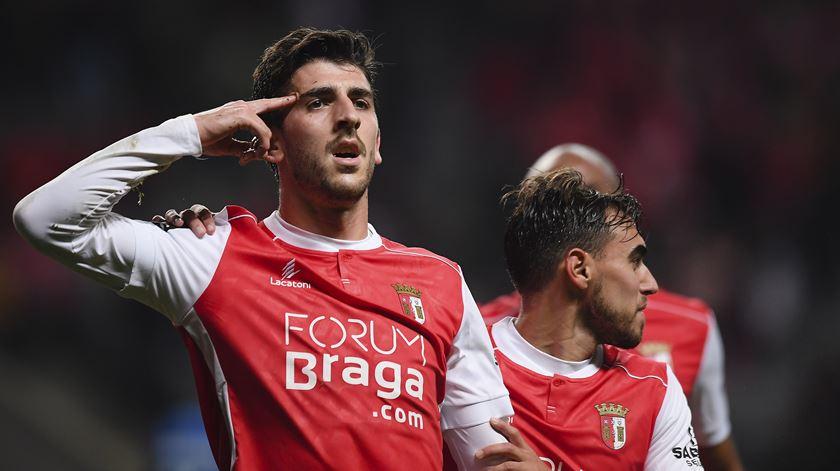 Braga vence tranquilamente na Madeira e coloca pressão nos rivais