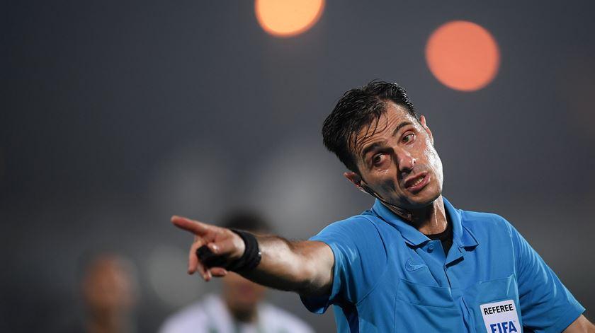 Carlos Xistra é o árbitro do Benfica-Porto