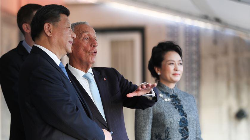 Xi Jinping convidou e Marcelo visita a China em 2019