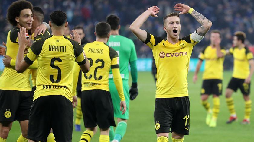 Marco Reus, Borussia Dortmund. Foto: Friedemann Vogel/EPA