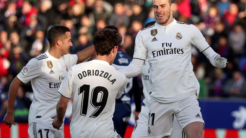 Espanha. Bale dá vitória contra último classificado