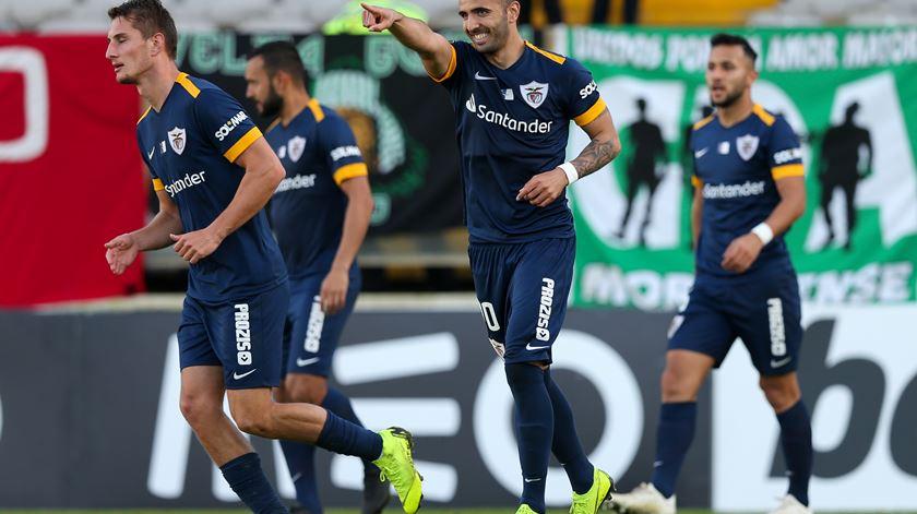 Santa Clara regressa às vitórias às custas do Moreirense