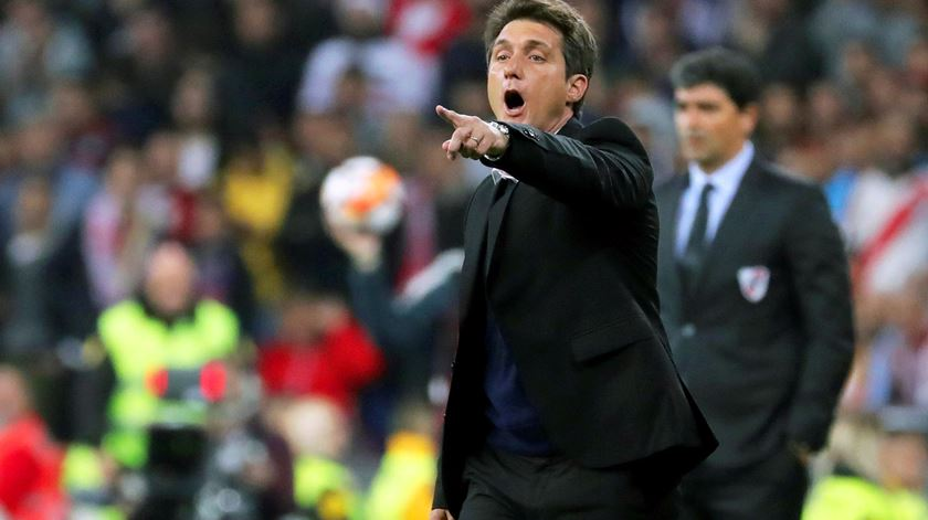 Boca Juniors vai mudar de treinador
