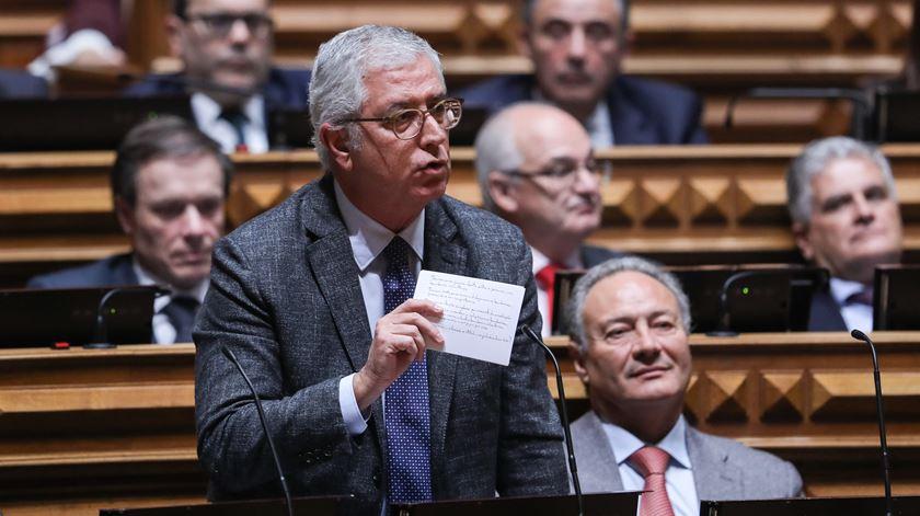 Negrão anuncia medidas para evitar falsas presenças no Parlamento