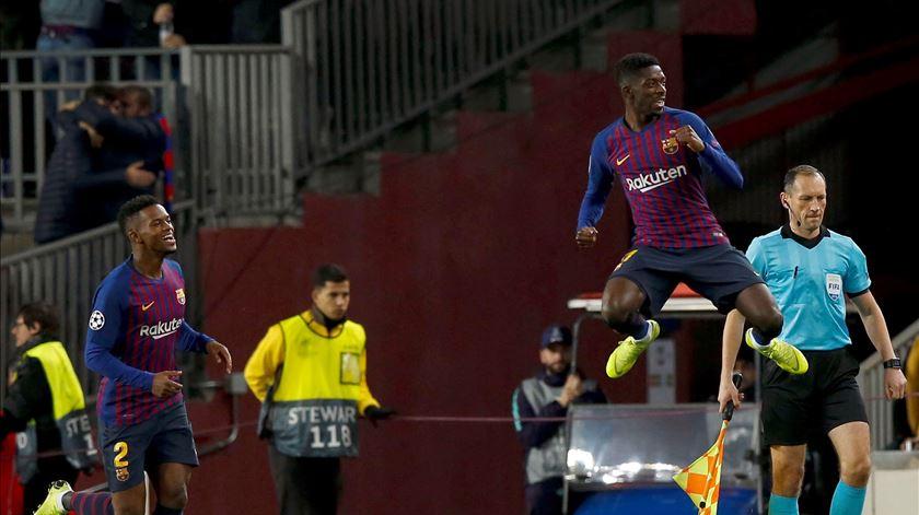 """Nélson Semedo despede-se do Barcelona. """"Foram três anos maravilhosos"""""""