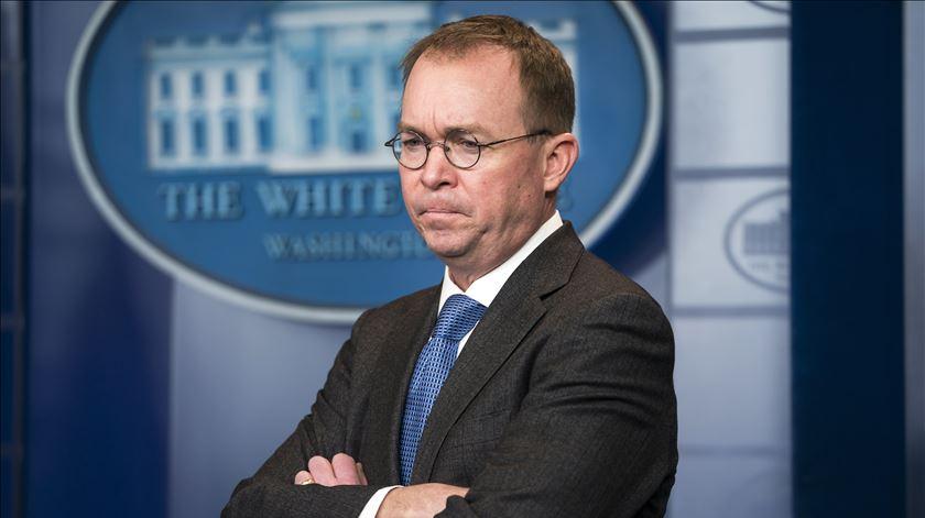 Trump nomeia chefe de gabinete interino