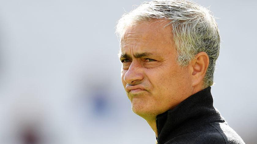 Números da época explicam destino de Mourinho