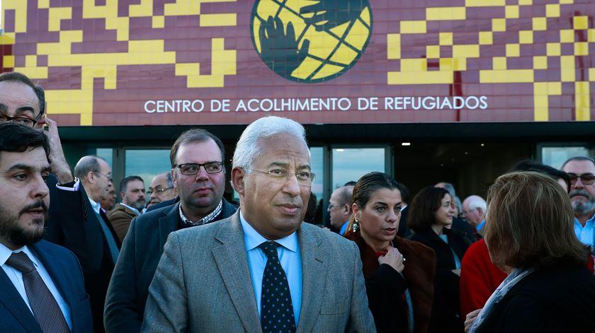 Inaugurado centro de acolhimento para refugiados em S. João da Talha