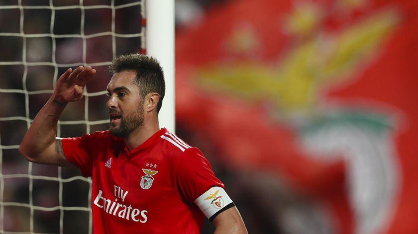"""Jardel """"orgulhoso"""" com 250 jogos no Benfica"""