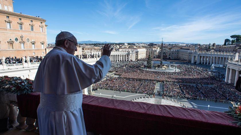 O Papa Leão XIII e o Papa Francisco