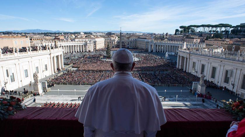 """Papa Francisco. """"Que se tomem todas as medidas possíveis para que estes crimes nunca se repitam"""""""