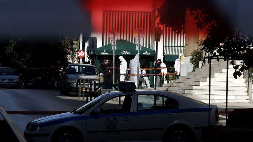 Ataque em igreja é o segundo este mês em Atenas
