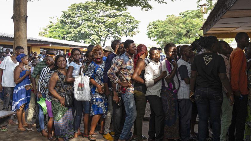 EUA enviam soldados com receio de tumultos no Congo
