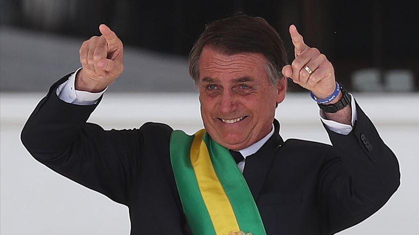 Bolsonaro acusa Leonardo DiCaprio de incendiar a Amazónia