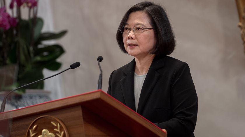 Taiwan. Independente Tsai Ing-wen vence presidenciais, mas regime chinês recusa declaração de soberania