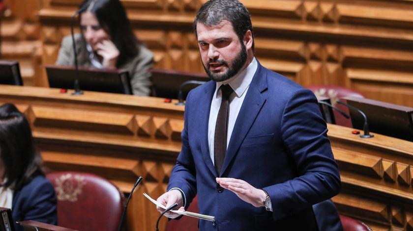PS avança com proposta de comissão parlamentar de inquérito ao Novo Banco