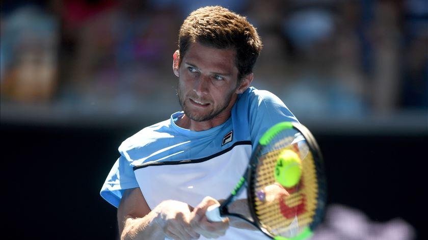 "Pedro Sousa sobe 23 lugares no ""ranking"" ATP"