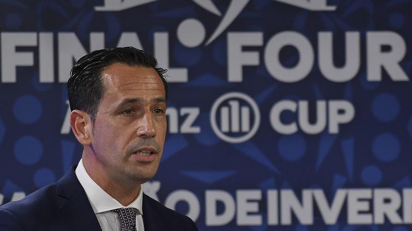 Pedro Proença espera resolução rápida da lei contra violência no desporto