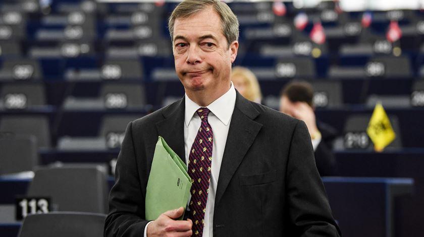 Reino Unido. Votos em partidos anti-Brexit foram superiores aos eurocéticos