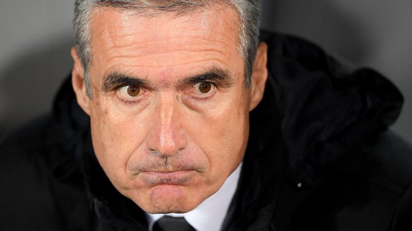 """V. Guimarães merecia """"muito mais"""", mas no futebol isso """"não conta para nada"""""""