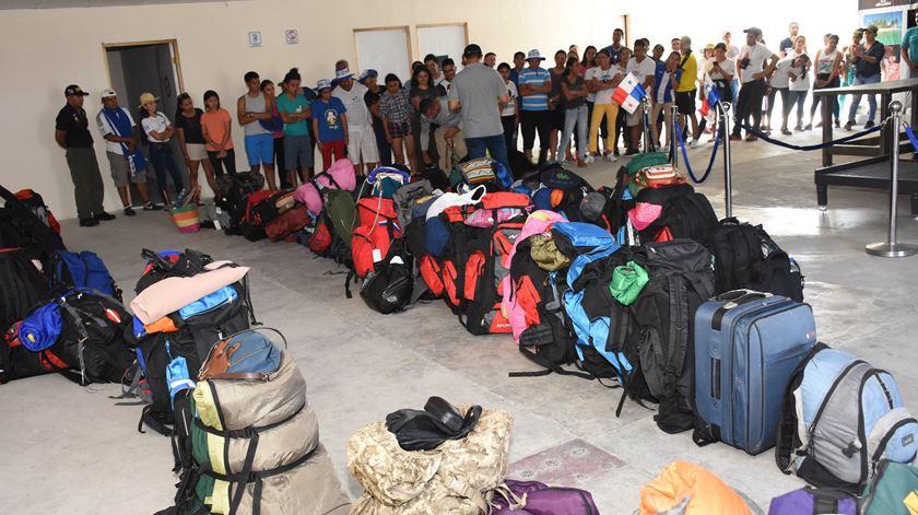 Foto: Marcelino Rosario/EPA
