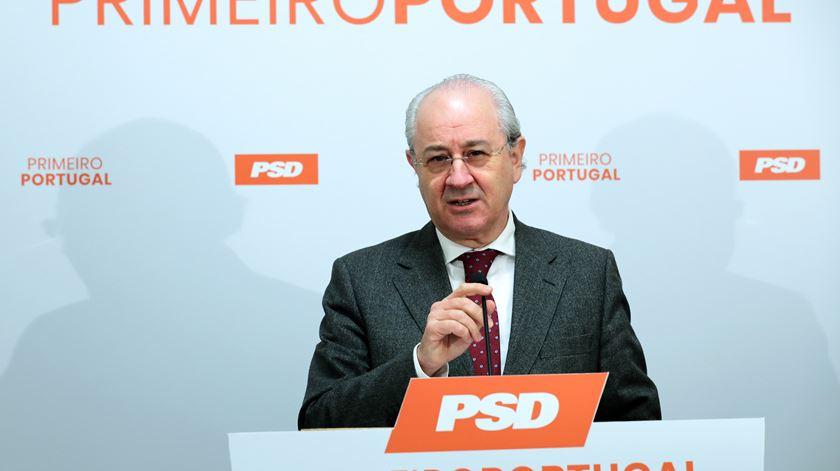 """Rio ignora moção de censura do CDS porque convenção """"foi muito difícil de pôr de pé"""""""