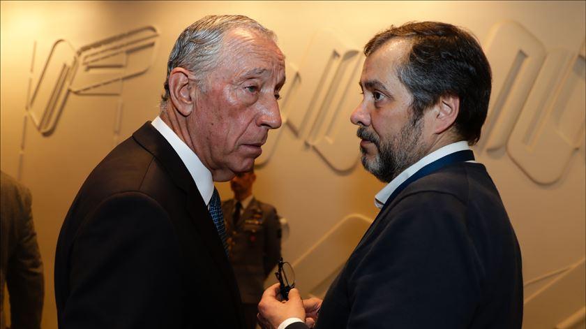 """Marcelo indagou sobre negociações entre Governo e professores. Fenprof respondeu com um """"zero"""""""