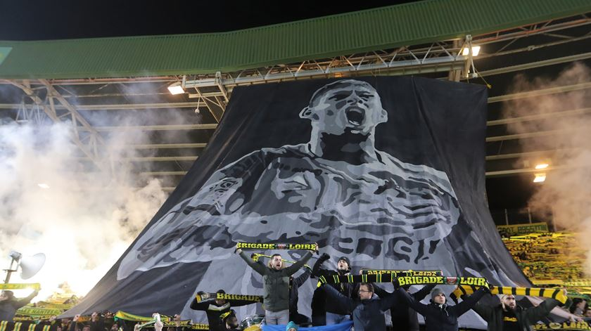 A homenagem emocionada do Nantes a Emiliano Sala