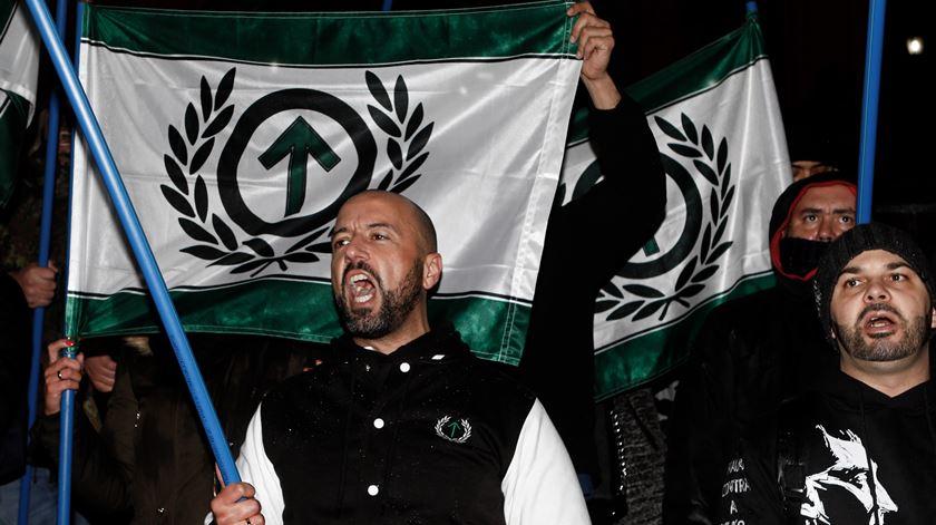 Europol alerta: há três grupos de extrema-direita ativos em Portugal