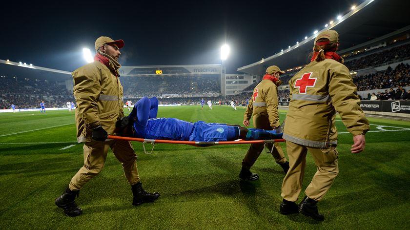 Deco reconhece que ausência de Marega complica vida do FC Porto