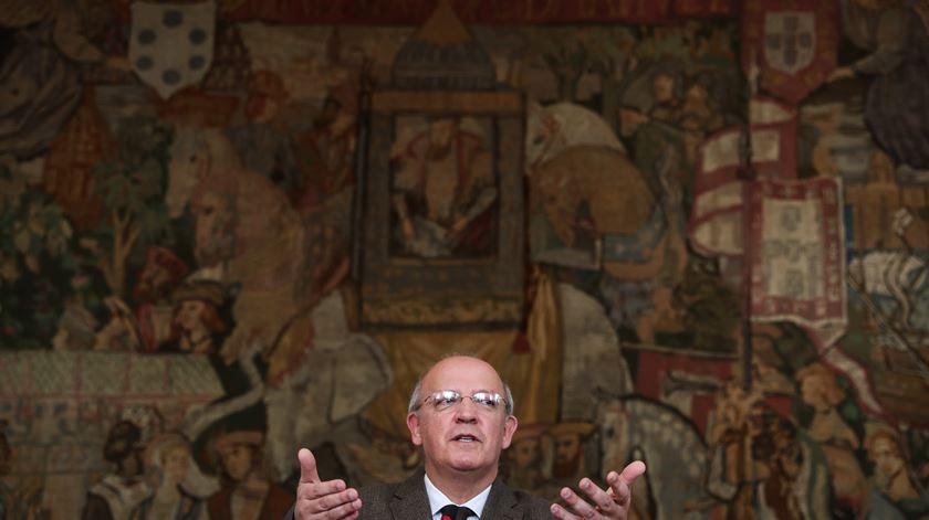 O ministro dos Negócios Estrangeiros, Augusto Santos Silva. Foto: Mário Cruz/Lusa