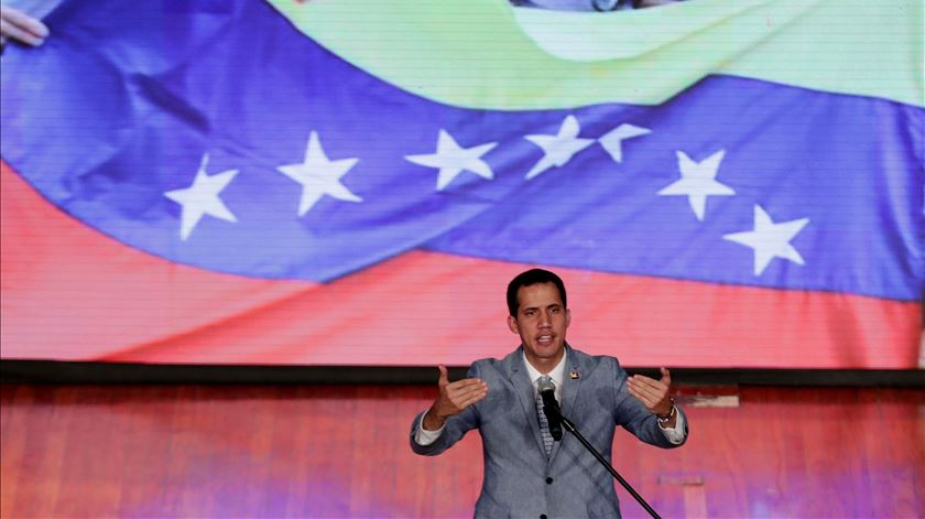 Venezuela. Detido chefe de gabinete de Juan Guaidó
