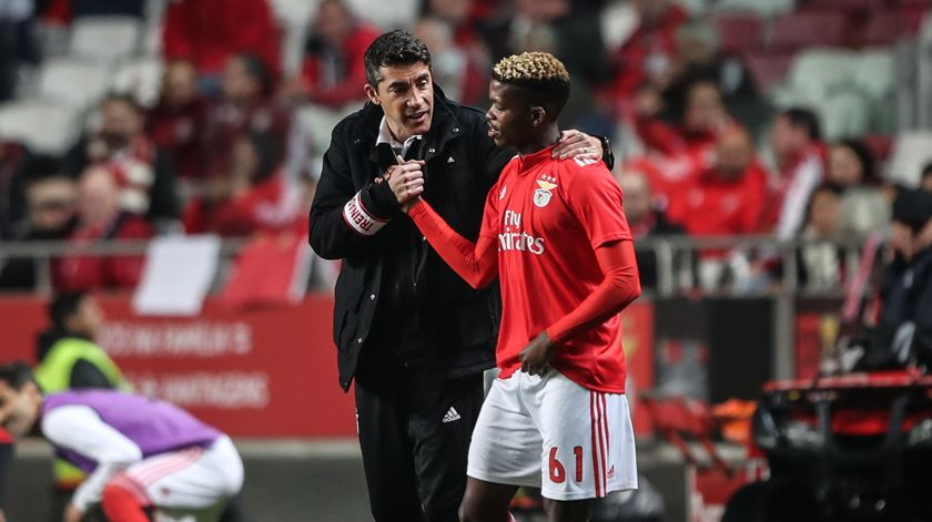 """Ribeiro e Castro: """"Bruno Lage sabe muito"""""""