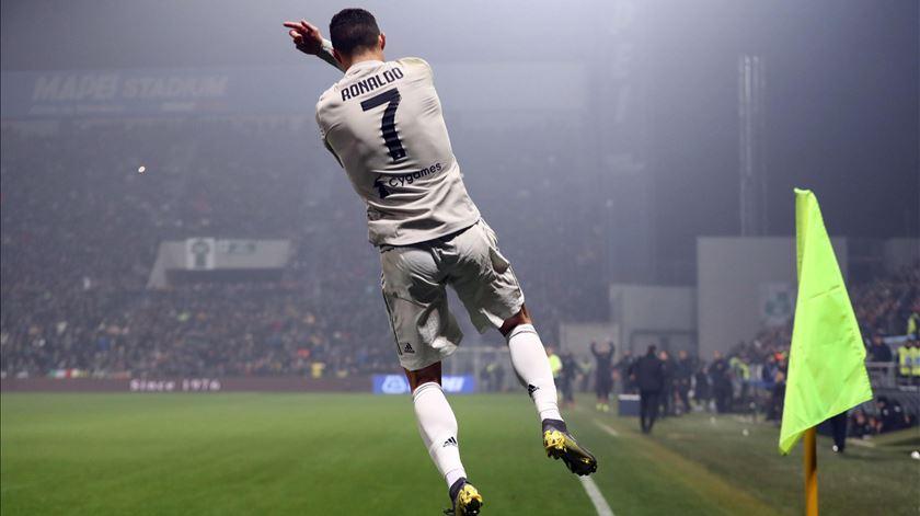 """Del Piero acredita que um jogador como Ronaldo """"nunca deve ser vendido"""""""