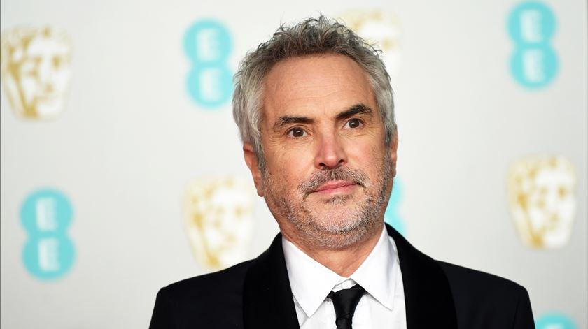 """""""Roma"""" ganha Melhor Filme e Realizador nos BAFTA"""