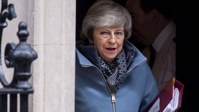 May foge a definir data para votação de acordo para o Brexit