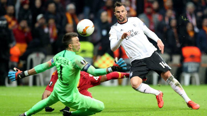 Seferovic atribui mérito dos golos à equipa