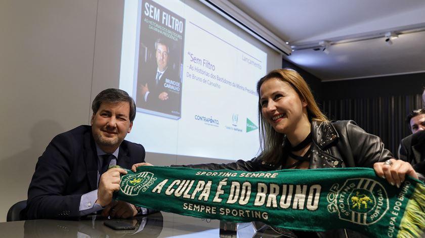 Bruno de Carvalho diz ter deixado Sporting em situação financeira privilegiada
