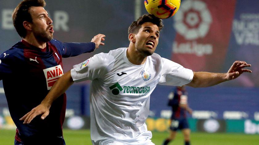 Getafe falha subida ao quarto lugar da Liga espanhola