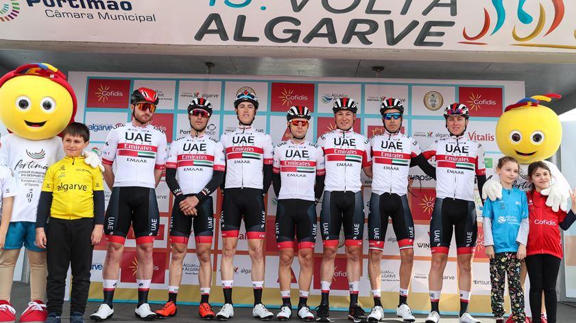 Ciclismo. Volta ao Algarve tem novo líder